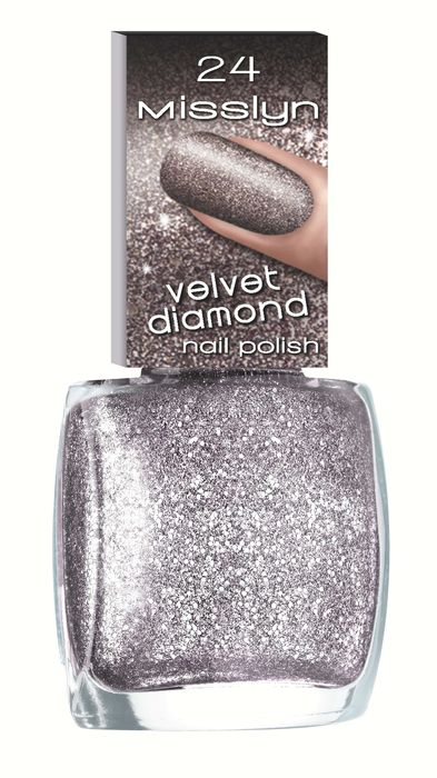 Velvet Diamond Nail Polish - Misslyn USA